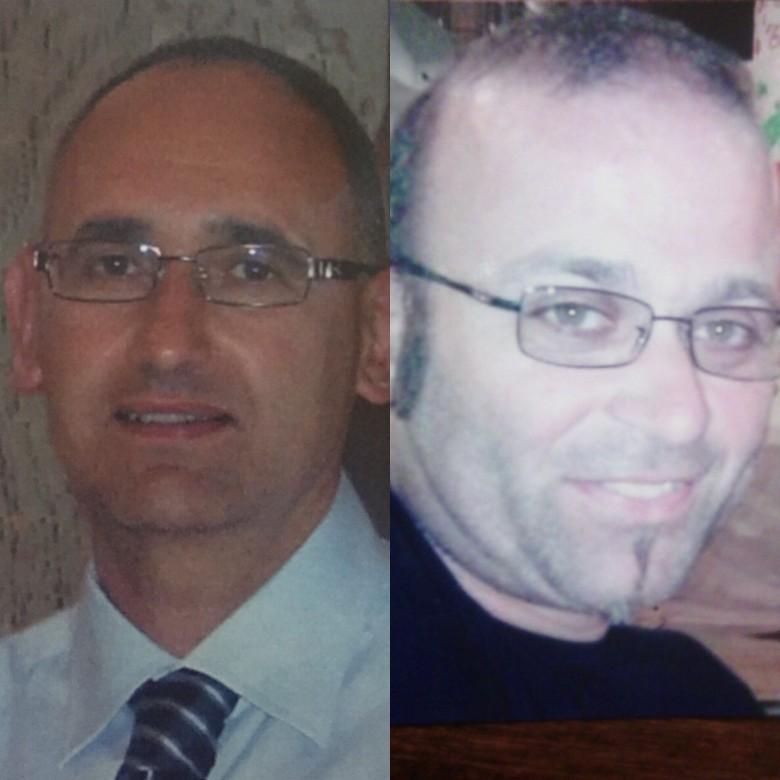 i due marittimi morti nel terribile incidente sulla SS16