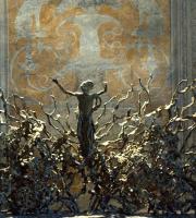 Resurrezione, opera realizzata da Pericle Fazzini tra il 1970 e il 1975