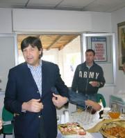 Domenico Mozzoni e Marco Calvaresi