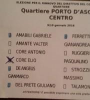 Porto d'Ascoli Centro, Core vince ancora