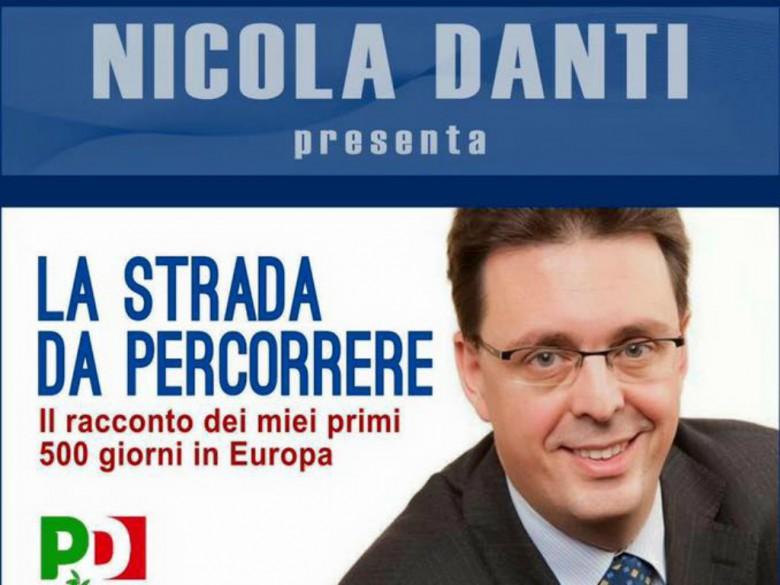 Nicola Danti a Centobuchi
