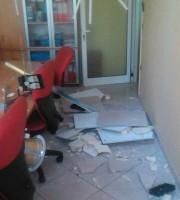 ladri in azione nella zona industriale
