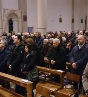 Pietro Paolo Menzietti, funerali