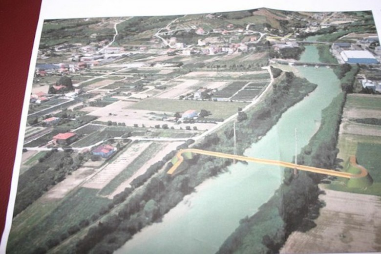 Il ponte ciclopedonale che unirà Marche e Abruzzo
