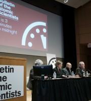 Conferenza Orologio dell'Apocalisse