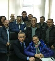 la giunta Camaioni