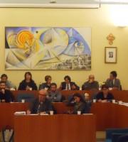 Il consiglio comunale riunito per la seduta del 27 gennaio 2016