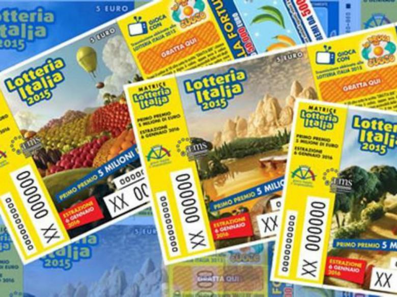 A Veronella i 5 milioni della Lotteria Italia