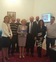 Missione in Albania (foto Twitter San Benedetto del Tronto)