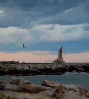 Molo Sud (foto Matteo Bianchini)