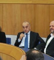 Onorevole Bocci in Municipio (foto tratta da Twitter San Benedetto del Tronto)