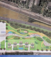 Il progetto aggiornato del 'Poru' di via Scarlatti