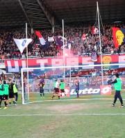 Samb-Vis Pesaro, entusiasmo tra i tifosi foto bianchini