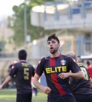 Samb-Vis Sorrentino festeggia il gol dell'1-0 foto bianchini