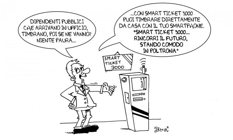 smart ticket 3000