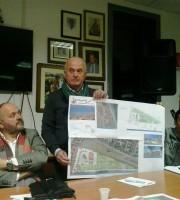 Poru, Giampiero Perozzi al fianco di Giovanni Gaspari