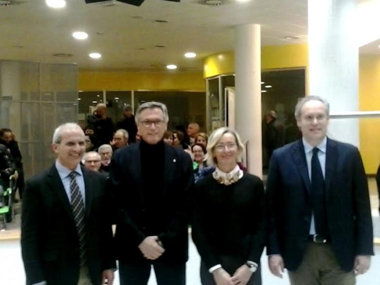 Capriotti, Perazzoli, Sorge, Di Francesco
