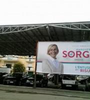 Manifesto Via D'Annunzio