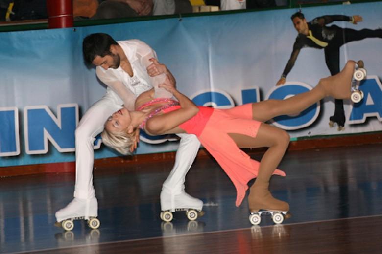 Elena Leoni e Alessandro Spigai