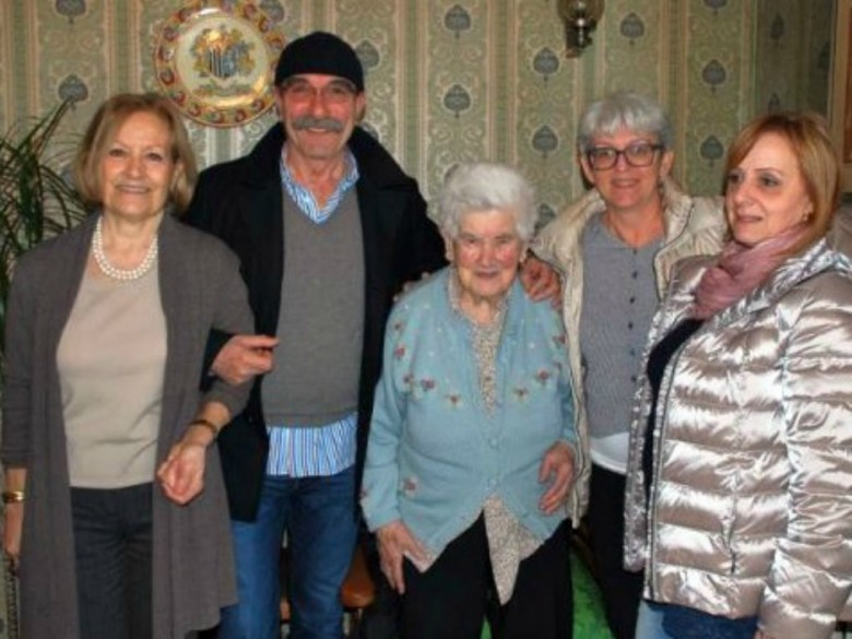 Festa per Sterina Palanca (foto tratta dal Comune di San Benedetto del Tronto)