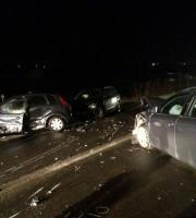 Incidente Statale 16 a Martinsicuro, 12 febbraio