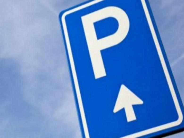 Parcheggio (foto Twitter San Benedetto del Tronto)
