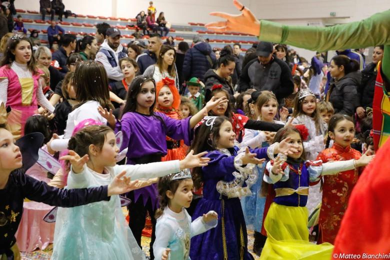 Martinsicuro, Carnevale dei bambini