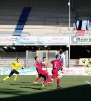 Samb-Fano 1-0, il gol di Titone2