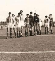 Stadio Ballarin, 22 novembre 1953: Robur-Portocivitanovese