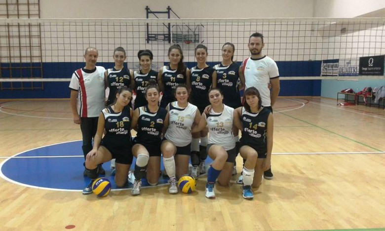 Volley Angels 2016 prima divisione