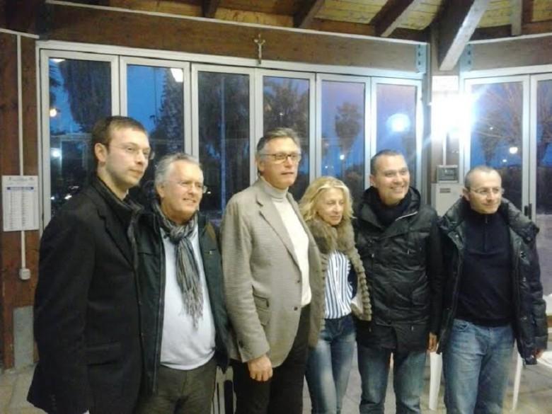 Il team di Perazzoli