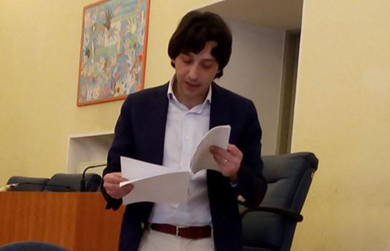 Il sindaco Enrico Piergallini celebra con l'amministrazione comunale la  XXI Giornata Nazionale della Memoria e dell'Impegno