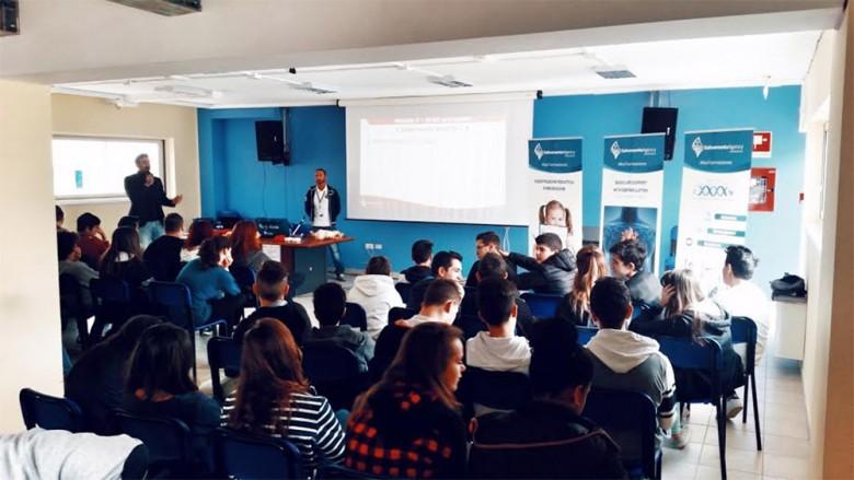 La Salvamento Agency RivieradellePalme incontra gli studenti nel progetto Ri-Media