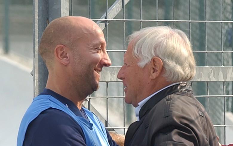 Palladini e Rumignani, tecnico al quale si ispira