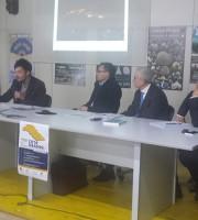Da sinistra Riccardo Ricci, Guido Benigni, Daniele Angiolelli, Giancarlo Verde, Massimo Romani