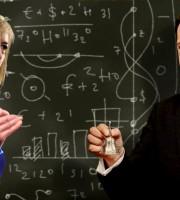 Il Ministro dell'Istruzione Stefania Giannini ed il premier Matteo Renzi
