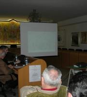 La presentazione della ricerca, nella Sala Consiliare