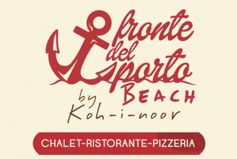 Fronte del Porto Beach