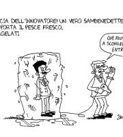 Perazzoli scongela D'alema (Evo)
