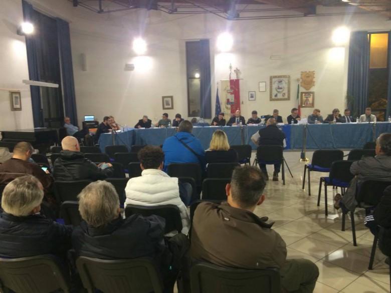 Il consiglio comunale sulla sicurezza