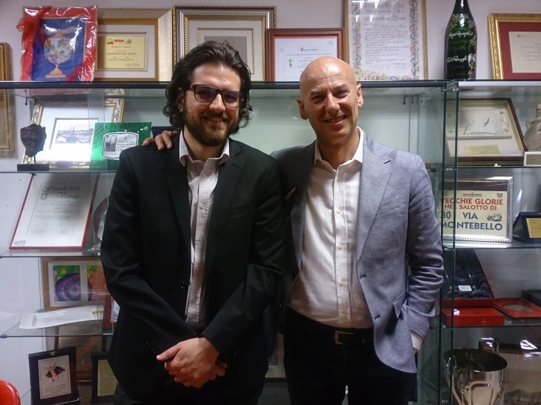 Rosetti e Fede