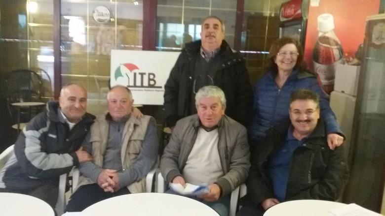 Foto di gruppo Itb