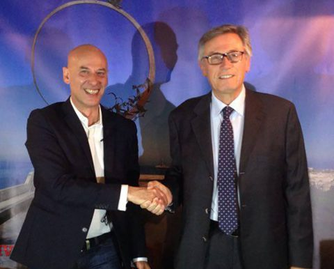 Giorgio Fede e Paolo Perazzoli