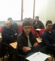 I partecipanti al corso di comunicazione organizzato da Ama Aquilone e Fondazione Prosolidar