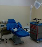 L'ambulatorio di ginecologia presso la Caritas di san Benedetto