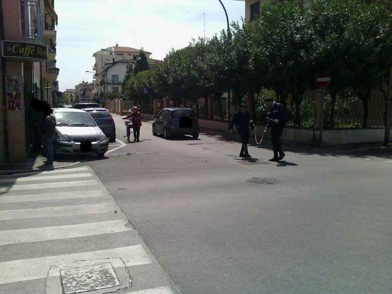 Incidente in via Ferri, 30 aprile