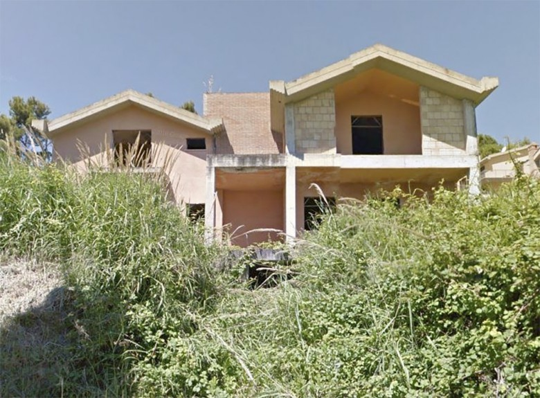 L'immobile confiscato alla mafia in zona San Francesco