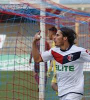 Mario Titone alla Samb (foto di Matteo Bianchini)