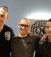 Pietro Bassi, Roberto Bassi e Christian Giantomassi