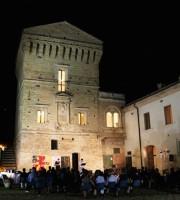 Torre Carlo V durante la premiazione-2015
